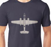 North American B-25C Mitchell Unisex T-Shirt