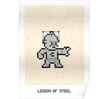 Legion Of Steel Poster