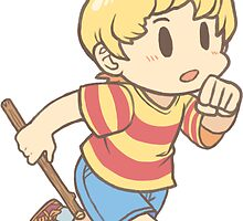 [MOTHER 3] - Lucas by dotemcee