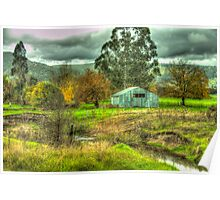 Autumn Dreams #3 - Walwa Victoria - The HDR Experience Poster