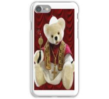 † ❤ † POPE BEAR SPRINKLES BLESSINGS TO ALL IPHONE CASE  † ❤ † iPhone Case/Skin