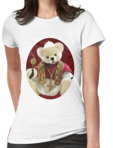 † ❤ † POPE BEAR SPRINKLES BLESSINGS TO ALL TEE SHIRT † ❤ † Womens Fitted T-Shirt