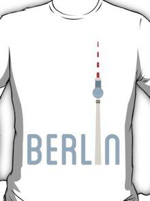 Berlin Print T-Shirt
