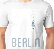 Berlin Print Unisex T-Shirt