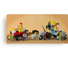 Beyond Legodome Canvas Print