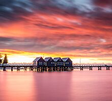 Sunset for the ages by Alistair Wilson