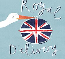 Royal Delivery by lisa86f