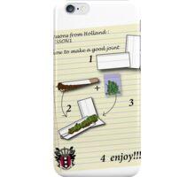 smoke weed iPhone Case/Skin