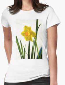 Daffodil HQ Womens Fitted T-Shirt