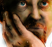 Louis C.K. Dripping Awesome Sauce Sticker