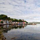 Tobermory,Isle of Mull Scotland by Margaret S Sweeny