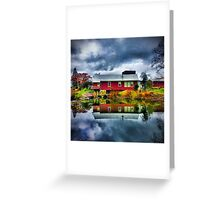 Storms in Deloraine Greeting Card