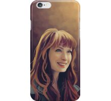 Charlie Bradbury iPhone Case/Skin