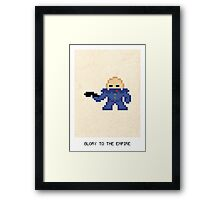 Glory To The Empire Framed Print