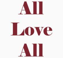 love all by yetiman