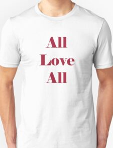 love all T-Shirt