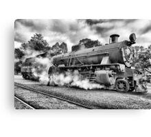 Steam Ranger Canvas Print