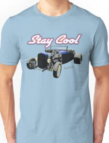 Stay Cool Lowboy Unisex T-Shirt
