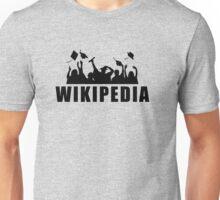 Wikipedia Unisex T-Shirt