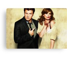 Castle & Beckett Canvas Print