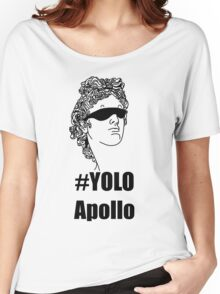 YOLO Apollo Women's Relaxed Fit T-Shirt