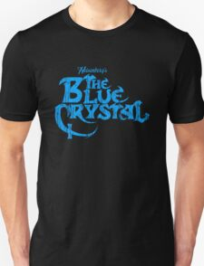 The Blue Crystal  Unisex T-Shirt