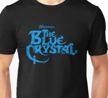 The Blue Crystal  Unisex T-Shirt