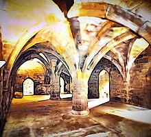 Dunfermline Abbey Undercroft by GraemeHeddle