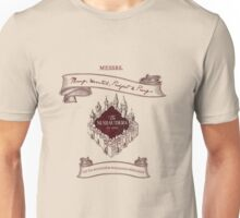 Marauders - Up to No Good & Managing Mischief Since 1971 Unisex T-Shirt