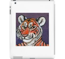 Tiger Portrait iPad Case/Skin
