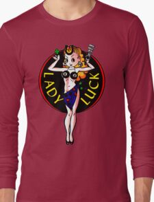Lady Luck Long Sleeve T-Shirt