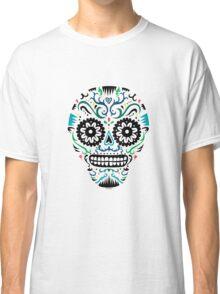 Sugar Skull SF multi om white Classic T-Shirt