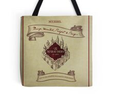 Marauders - Up to No Good & Managing Mischief Since 1971 Tote Bag