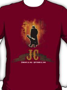 The Man In Black - Johnny Cash T-Shirt