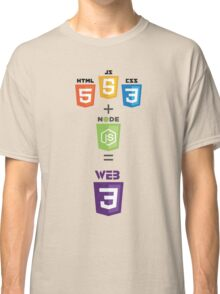 For Every Web Developer Classic T-Shirt