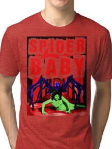 Spider Baby Tri-blend T-Shirt