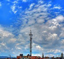©HCS Cumulus Mediocris And Tower by OmarHernandez