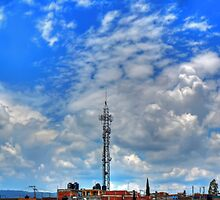 ©HCS Cumulus Mediocris And Tower by OmarHernandez