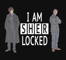 I AM SHERLOCKED - Color by jana24