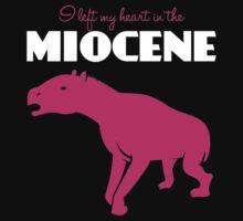 I Left My Heart in the Miocene Kids Clothes