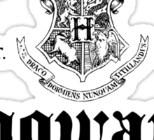 Property of Hogwarts Athletic Dept. Sticker