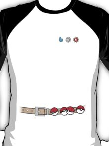 Pokebelt T-Shirt
