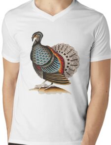 TATTOO IDEA Mens V-Neck T-Shirt