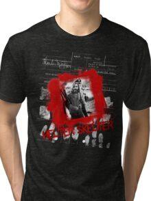 Charlie Manson Helter Skelter Tee Tri-blend T-Shirt