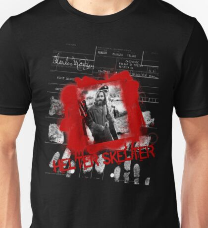 Charlie Manson Helter Skelter Tee Unisex T-Shirt