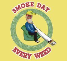 smoke day every weed by mouseman