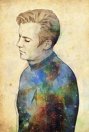 Star Trek - Starlight by KumaLaLa