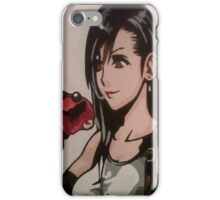 Tifa Lockheart iPhone Case/Skin