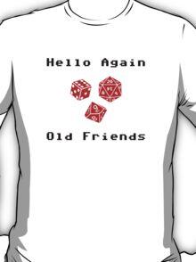 Hello Again Old Friends T-Shirt