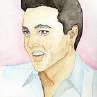 Elvis  by Anne Gitto